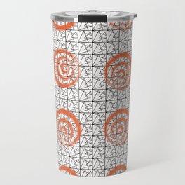 Target Practice #society6 #pattern Travel Mug