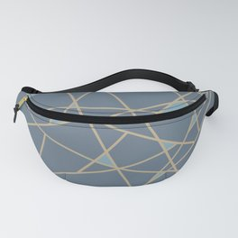 GOLD T Fanny Pack