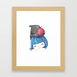 Sleep Tight Framed Art Print