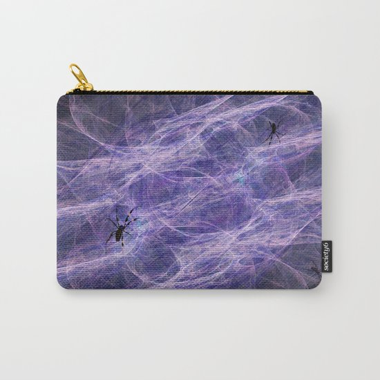 Working the Web Carry-All Pouch