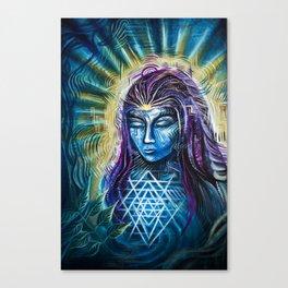 Spirit Realms Canvas Print