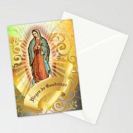 Virgen de Guadalupe Stationery Cards