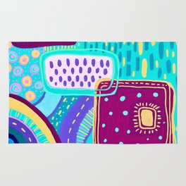 Pop Abstract Rug