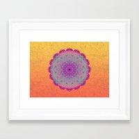 moonrise Framed Art Prints featuring Moonrise by Peta Herbert