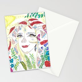 Consciousness Expansion Stationery Cards