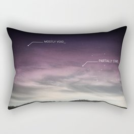 PARTIALLY STARS Rectangular Pillow
