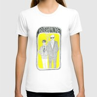 rushmore T-shirts featuring Rushmore by Mexican Zebra