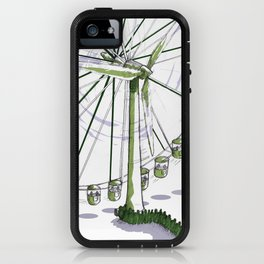 Wisdom of scientists iPhone Case
