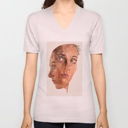 Another Side To Me Unisex V-Neck