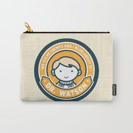 Cute John Watson - Orange Carry-All Pouch