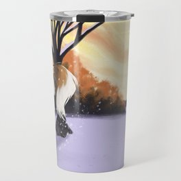 Cassie and Finley Travel Mug