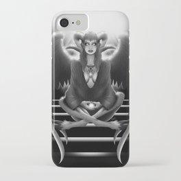 Meditate iPhone Case