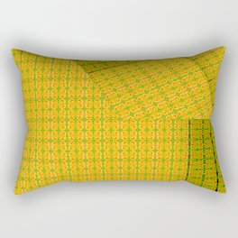2207 Suddenly all things are other ... Rectangular Pillow
