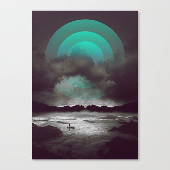 Solivagant Canvas Print