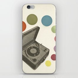 Pop Music iPhone Skin