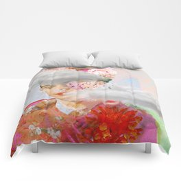 The essence of Frida Comforters