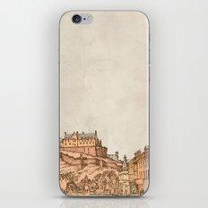 Tea in Edinburgh iPhone & iPod Skin