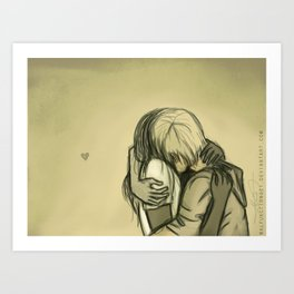 Feels Like Home Art Print