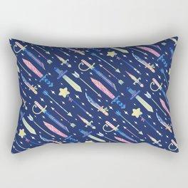 Magical Weapons Rectangular Pillow