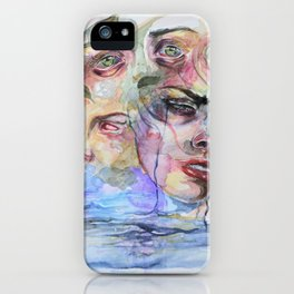 Memoirs from past life iPhone Case
