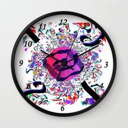Wind 13 Wall Clock