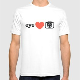 Eye Heart Photography T-shirt