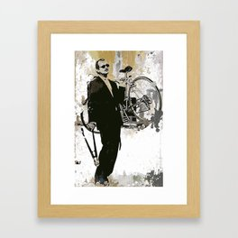 Rushmore Framed Art Print