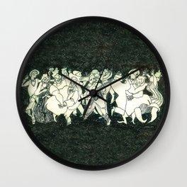 Swing - Cristina Curto Wall Clock