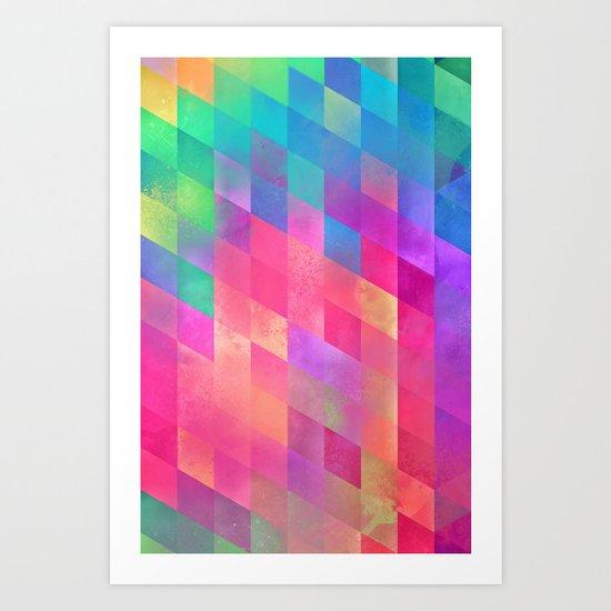 byde Art Print