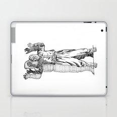 The Wolfman  Laptop & iPad Skin