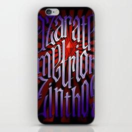 Azarath Metrion Zinthos iPhone Skin