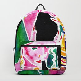 Cannabis Kissed Backpack
