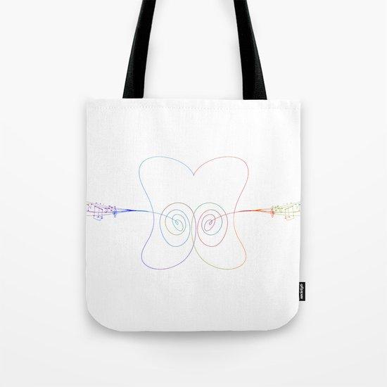 Earworm Tote Bag