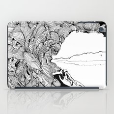 surfer dude iPad Case