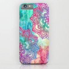 Round & Round the Rainbow Slim Case iPhone 6