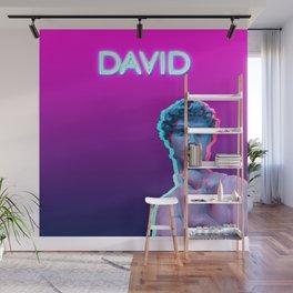 David Wall Mural