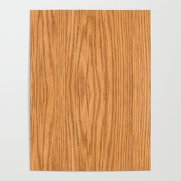 Wood 3 Poster