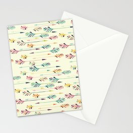 Love Arrows Stationery Cards