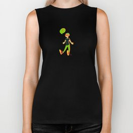 EXCLAMATION! Biker Tank
