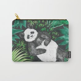 JUNGLE PANDA Carry-All Pouch