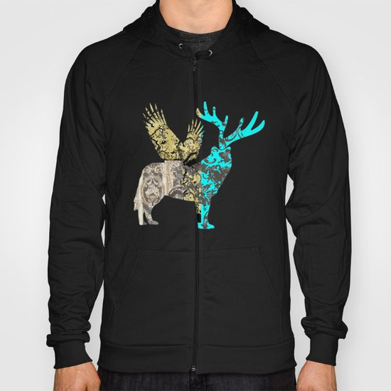 FabCreature · Steppenwolf 3 Hoody