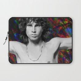 People are Strange (Jim M. Painting) Laptop Sleeve
