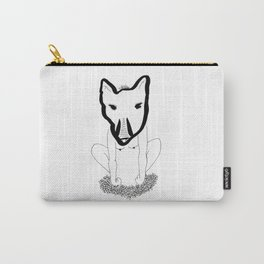 Wild woman Carry-All Pouch
