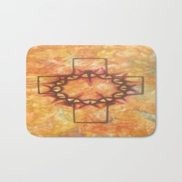 The Passion By Saribelle Rodriguez Bath Mat