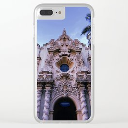 Little bit of SD Clear iPhone Case