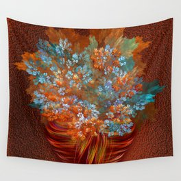 A gift of joy  Wall Tapestry