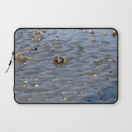 Shells in the sand 2 Laptop Sleeve