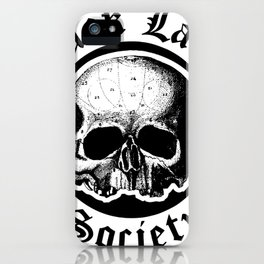BLACK LABEL SOCIETY TOUR DATES 2019 UDANG iPhone Case