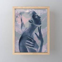 Women's dreams Framed Mini Art Print