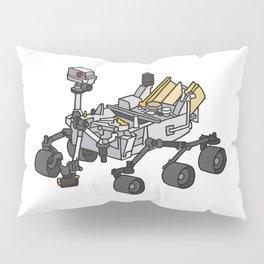 Curiosity, the Marsrover Pillow Sham